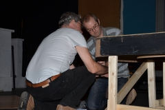 Behind the Scenes - Set Construction